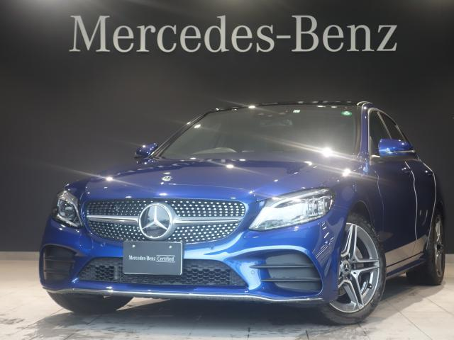 メルセデス・ベンツ Cクラス C220dアバンギャルド AMGライン ディーゼルターボ