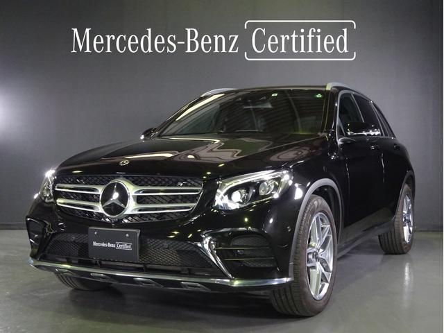 メルセデス・ベンツ GLC GLC220d 4マチックスポーツ(本革仕様) 本革シート仕様 サンルーフ 認定中古車2年保証