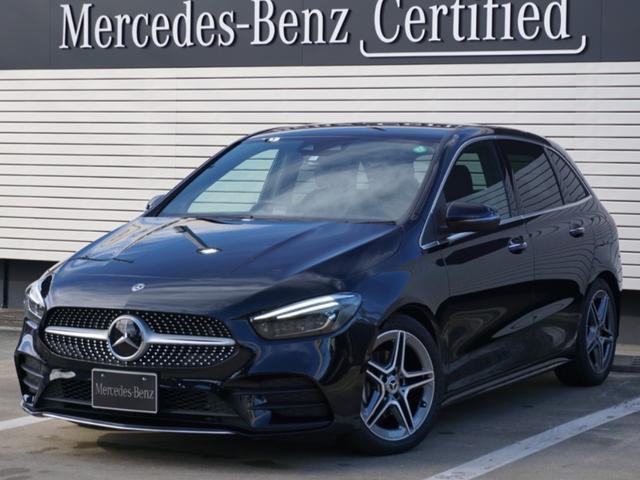 メルセデス・ベンツ Bクラス B200d AMGライン AMGライン ナビゲーションP レーダーセーフティP 元デモカー 禁煙車 ETC2.0 / 認定保証2年 認定中古車