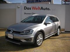 VW ゴルフオールトラックTSI 4モーション アップグレードパッケージ ナビキーレス