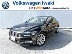 VW パサートTSI Comfortline ワンオーナー 認定中古車