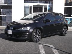 VW ゴルフ TSI Highline BlueMotion Technology NAVI ETC