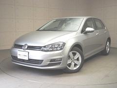 VW ゴルフTSI コンフォートライン プレミアムエディション 純正ナビ