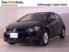 VW ゴルフTrendline ETC ワンオーナー 認定中古車