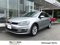 VW ゴルフTSIコンフォートラインブルーモーションテクノロジー DWA