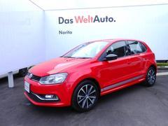 VW ポロwith beats VW認定中古車 +ETC