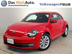 VW ザ・ビートルDesign Leather Package Navi