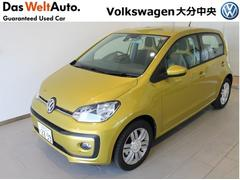 VW アップ! high up! 4Door DEMO CAR