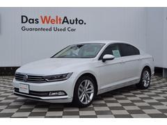 VW パサートTSIハイライン 認定中古車