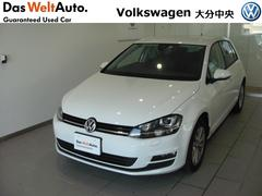 VW ゴルフ TSI Comfortline BlueMotion Technology DEMO CAR