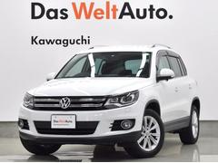 VW ティグアン TSI BlueMotion Technology NAVI ETC BC