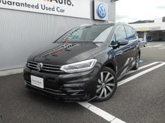 VW ゴルフトゥーランR−Line DEMOCAR NAVI