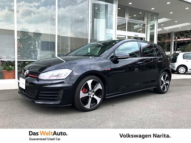 フォルクスワーゲン GTI DCC VW認定中古車 Navi+ETC