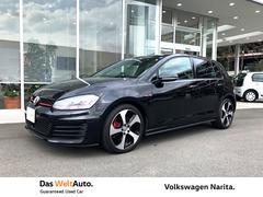 VW ゴルフGTIGTI DCC VW認定中古車 Navi ETC