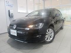 VW ゴルフComfortline ナビ・衝突被害軽減システム・ACC