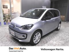 VW アップ! orange up! 4Door VW認定中古車 +ETC