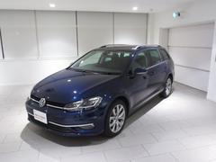 VW ゴルフヴァリアントTSI Highline DEMO CAR