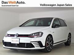 VW ゴルフGTIGTIクラブスポーツトラックエディション限定400台 レカロ