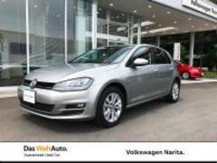 VW ゴルフTSI Comfortline B/T VW認定中古車