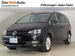 VW シャランハイライン 両側Pスラドア 純正ナビ Rカメラ 認定中古車
