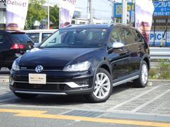 VW ゴルフオールトラックTSI 4MOTION Upgrade Package