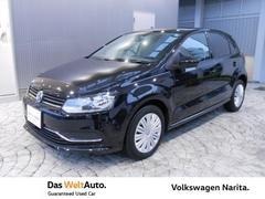 VW ポロTSI Comfortline VW認定中古車