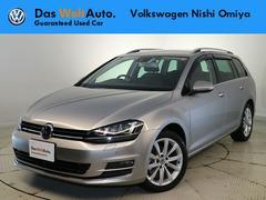 VW ゴルフヴァリアントTSI Highline NaviEtcBc