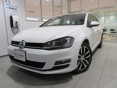 VW ゴルフヴァリアントTSI Highline 保証期間1年