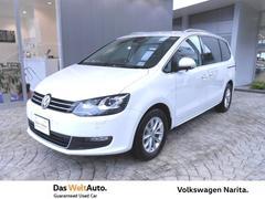 VW シャランTSI Comfortlin VW認定中古車Navi+ETC