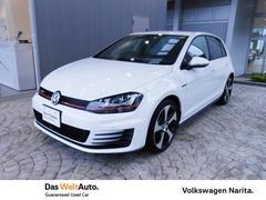 VW ゴルフGTIGTI VW認定中古車 Navi+ETC
