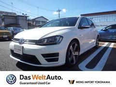 VW ゴルフRR 認定中古車