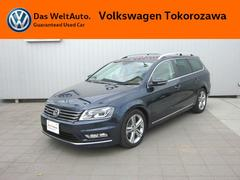 VW パサートヴァリアントR−Line Edition Navi ETC