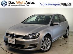 VW ゴルフTSI Highline BlueMotion Technology Navi Package