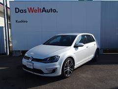 VW ゴルフGTEGTE スマートキー ワンオーナー 記録簿 フルセグナビ
