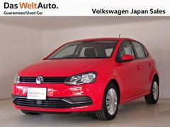 VW ポロTSIコンフォートライン 純正ナビ・ETC