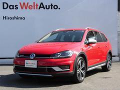VW ゴルフオールトラックNEW ゴルフ オールトラック 4MOTION 認定中古車