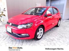 VW ポロTSI Highline VW認定中古車 Navi+ETC
