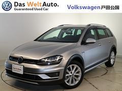 VW ゴルフオールトラックTSI 4MOTION Upgrade Package Discover Pro