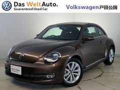 VW ザ・ビートルDesign Leather Package Navi Package