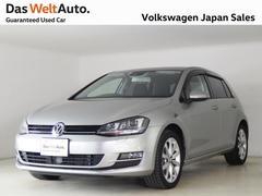 VW ゴルフハイライン 純正ナビ  リアカメラ スマートキー 認定中古車