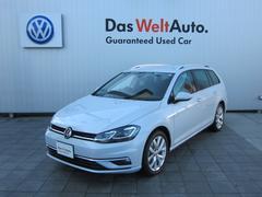 VW ゴルフヴァリアントTSI Highline Active info