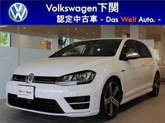 VW ゴルフRナビ バックカメラ DCC装備 ACC HID