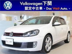 VW ゴルフGTI ナビ ETC HIDライト パドルシフト 17AW