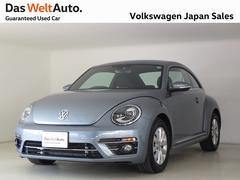 VW ザ・ビートルデザイン 現行後期 リアトラフィックアラート 認定中古車