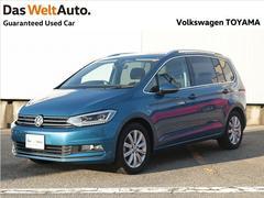 VW ゴルフトゥーランTSI Highline Demo Car