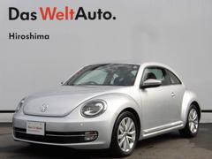 VW ザ・ビートルビートル レザーパッケージ ナビ キセノン 認定中古車