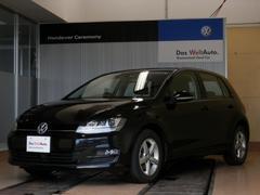 VW ゴルフTSI Comfortline BMT 1オーナー Rカメラ