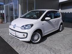 VW アップ!high up! 4Door VW認定中古車Navi+ETC