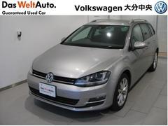 VW ゴルフヴァリアントTSI Highline NAVI