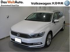 VW パサートヴァリアント TSI Eleganceline DEMO CAR